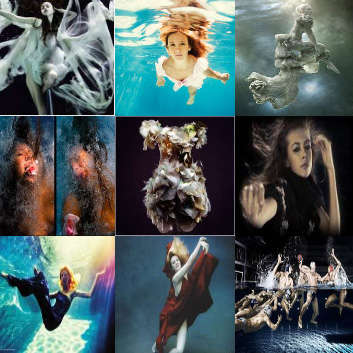 18 Underwater Fashion Photography Shoots