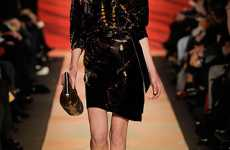 Pom-Pom Hats - Crafty Headgear Topped Off Diane Von Furstenberg's Fall Show