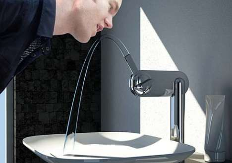Sleek 2-in-1 Faucets
