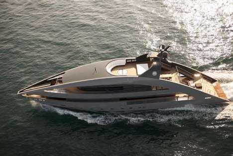 Italian Luxe Yachts