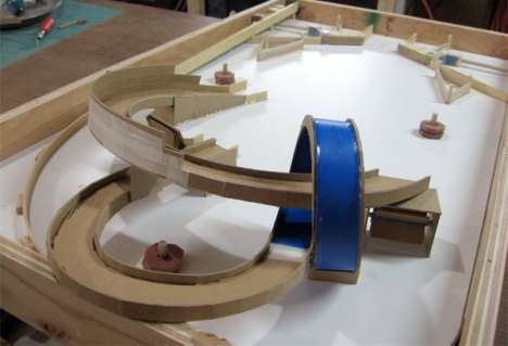 DIY Pinball Tables