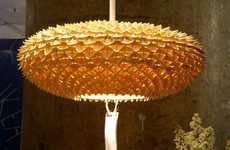 Palm Leaf Lamps