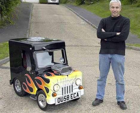 Street Legal Kiddy Cars