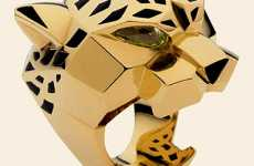Wild Cat Jewelry - Cartier's Panther Collection is Ferociously Luxurious