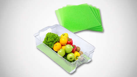Anti-Waste Food Freshness Enhancers