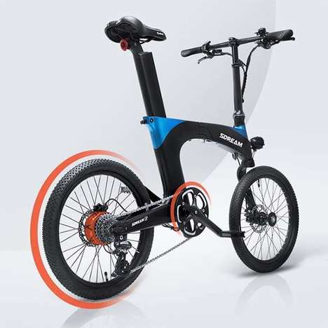 Comfort-Focused Commuter eBikes