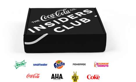 Soda Brand Subscription Services