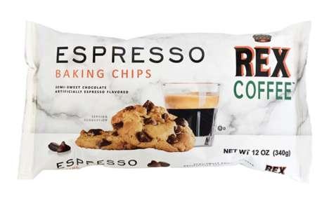 Espresso-Flavored Baking Chips