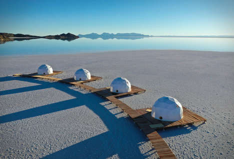 Luxury Salt Flats Lodges