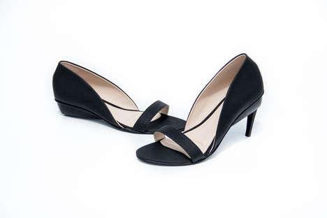 Comfortable Retractable Heels