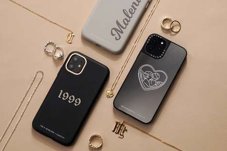 Jewelry-Inspired Phone Cases