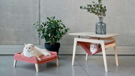 Design-Forward Cat Furniture
