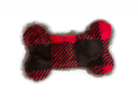Playful Holiday Dog Toys