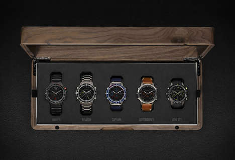 Tactical Timepiece Collections