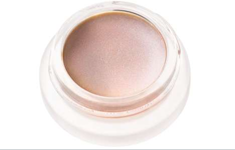 Blush-Pink Champagne Highlighters