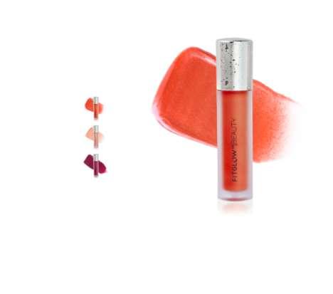 Vegan Collagen-Infused Lip Glosses