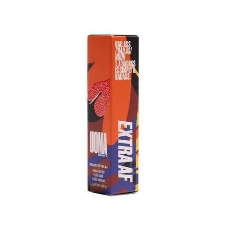 Metallic Liquid Matte Lipsticks