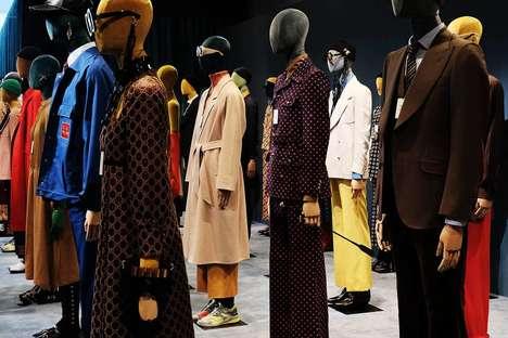 Lavish High-Fashion Collections