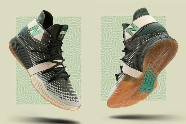 Money-Inspired High-Top Sneakers