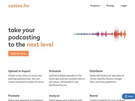 Podcasting Analytics Platforms