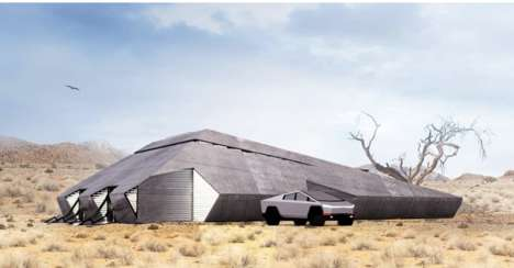 Apocalypse-Proof House Designs