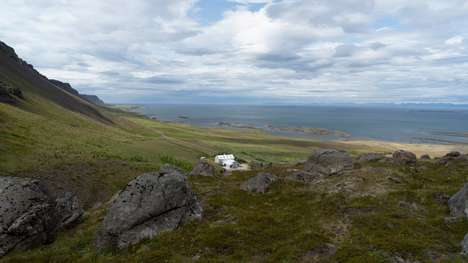 Secluded Icelandic Nature Reserves