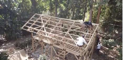 Indonesian Earthquake-Resistant Housing