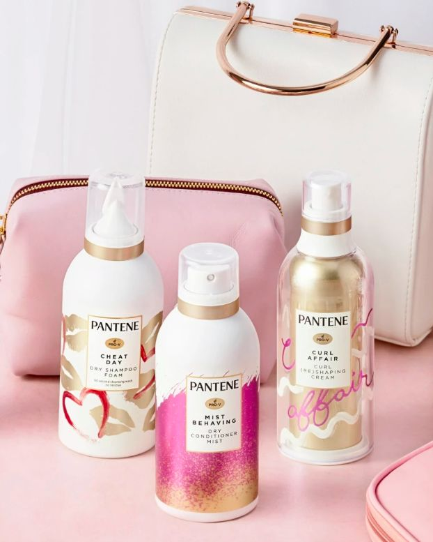 Reviving Haircare Collections Pantene Pro V Waterless Collection