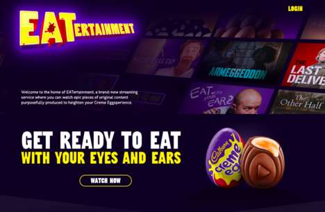Chocolate-Centered Streaming Platforms