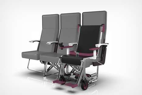 Airplane Seat Wheelchairs