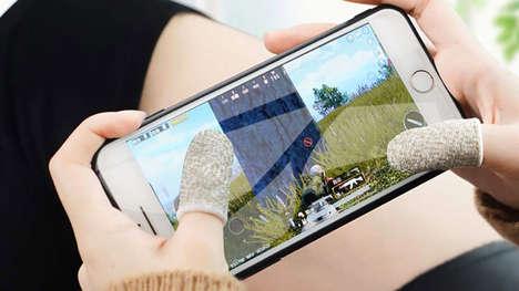 Smartphone Gamer Thumb Gloves