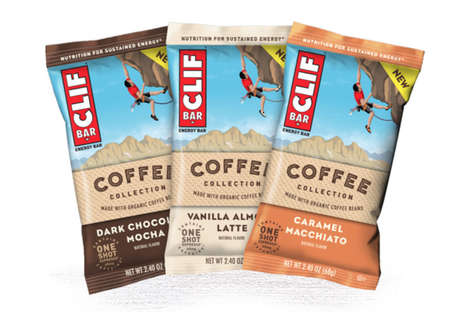 Coffee-Flavored Energy Bars