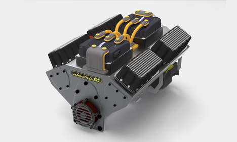 Aftermarket Automotive Electric Motors