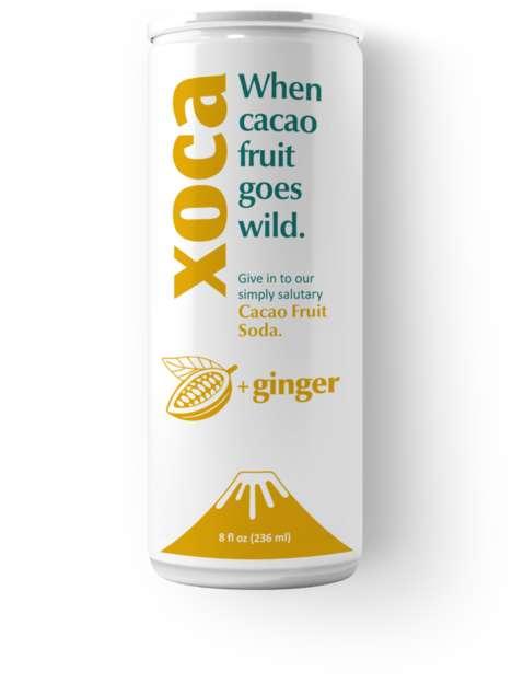 Cacao Fruit Sodas