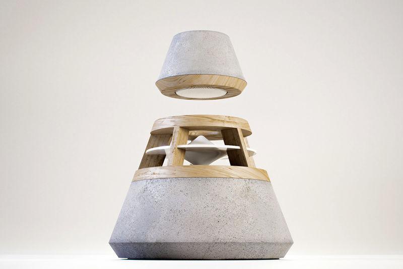 Modular Industrial Speaker Units