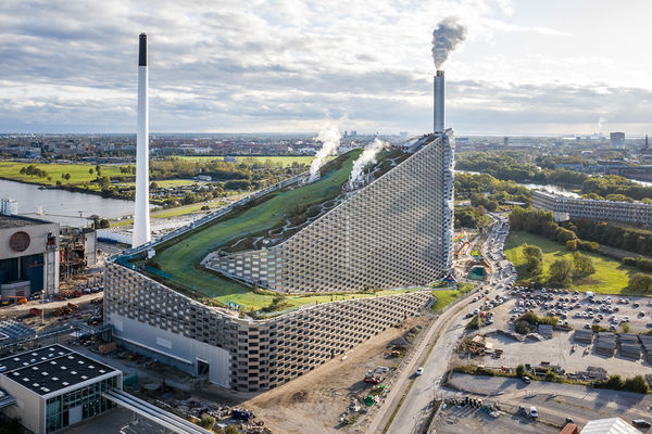 Waste-to-Energy Plant Parks
