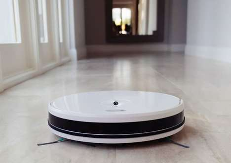 AI-Powered Robotic Vacuums