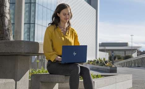 Trackable 5G-Enabled Laptops