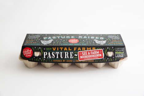 Traceable Egg Cartons