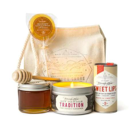 Bee-Saving Beauty Kits