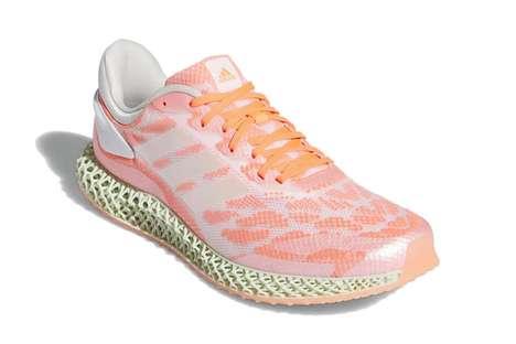 Vibrant Ultra-Tech Shoe Designs