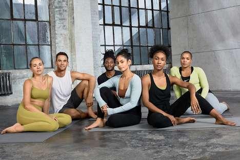 Ultra-Functional Stretchy Yoga Wear