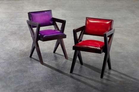 Upholstered 50s Furniture Designs