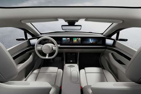 Electronics Company Cars Launches