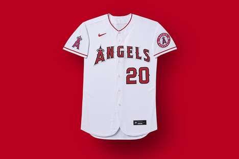 Updated Baseball Jersey Uniforms