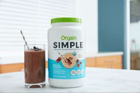 Clean Nutrition Protein Powders