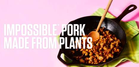 Eco-Friendly Pork Alternatives