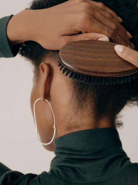 Handmade Bespoke Hairbrushes