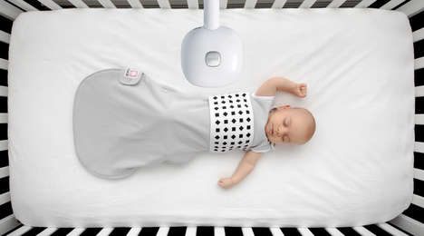 Baby-Tracking Sleeping Bags