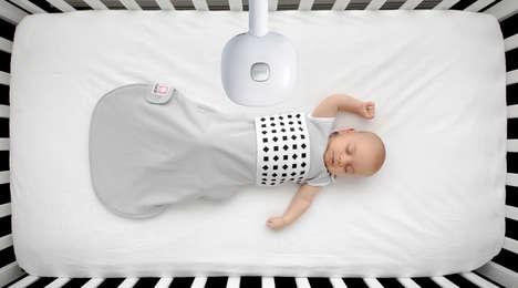 Baby-Tracking Sleeping Bags